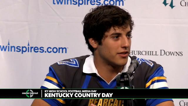 Kentucky Country Day High School Football Media Day