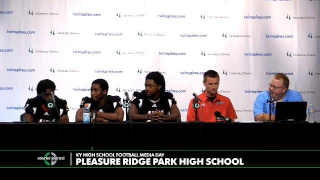 PRP High School Football Media Day