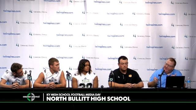 North Bullitt High School Football Media Day