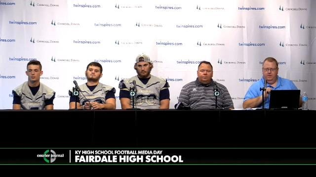 Fairdale High School Football Media Day