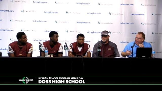 Doss High School Football Media Day