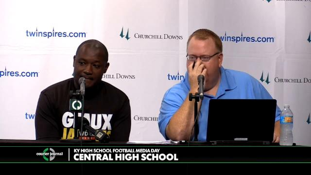 Central High School Football Media Day