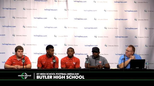 Butler High School Football Media Day