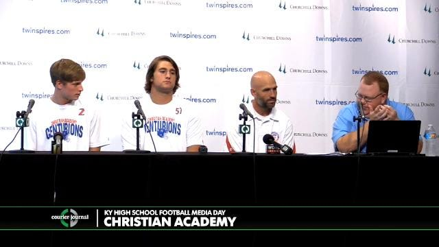 Christian Academy of Louisville High School Football Media Day