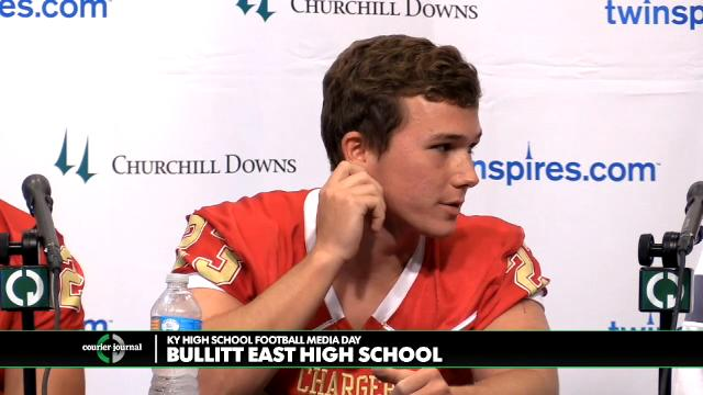 Bullitt East High School Football Media Day