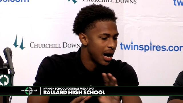 Ballard High School Football Media Day