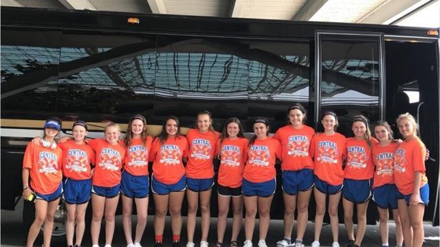 The Floyds Knobs, Indiana, 12U All-Stars softball team advanced to the annual Little League Softball World Series. The tournament runs through August 16 in Portland, Oregon.