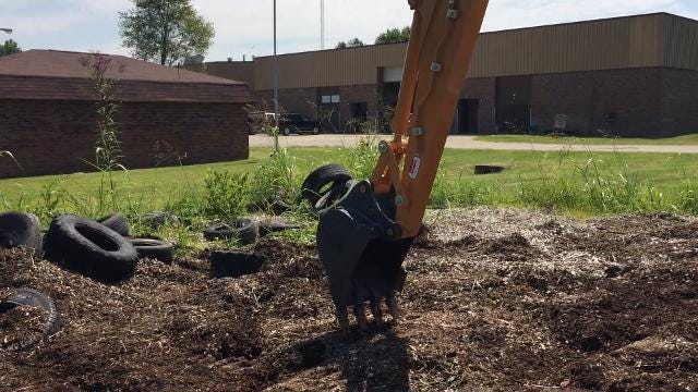 Brandy Corbin, new Fairdale High School principal, is ready to build something great with students this new school year.