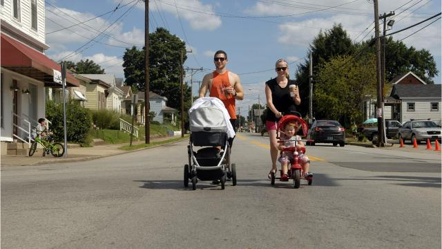We use Census data to see if the Louisville neighborhood fits the definition.