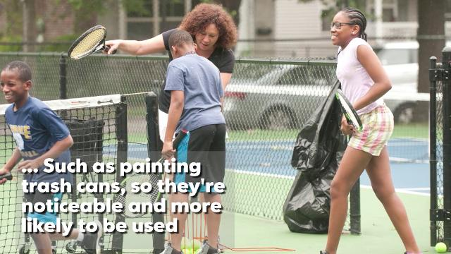 Meet the Star Hitters, a youth tennis team in west Louisville committed to doing good work on and off the court. August 2017