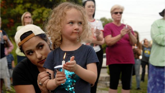 A solidarity vigil designed to promote inclusiveness in New Albany, regardless of race, gender or sexual orientation, is the latest in a series of local gatherings.