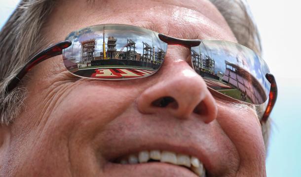Tom Jurich and Mark Jurich talk about Papa John's Cardinal Stadium Expansion
