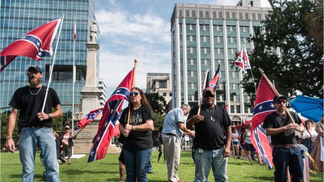 5 facts about the Confederate flag