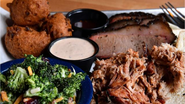 A new installment of a small chain of BBQ restaurants will be turning the lights back on at this critical economic midpoint of Barret Avenue. Take a look at what it has to offer.