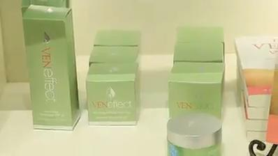 VENeffect skin care line a Louisville product