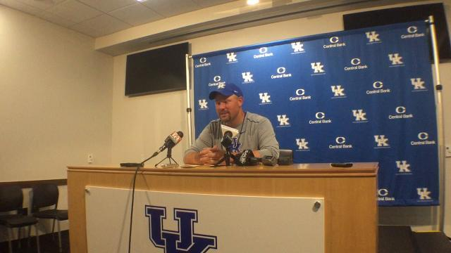 UK DC Matt House breaks down second scrimmage of preseason practice
