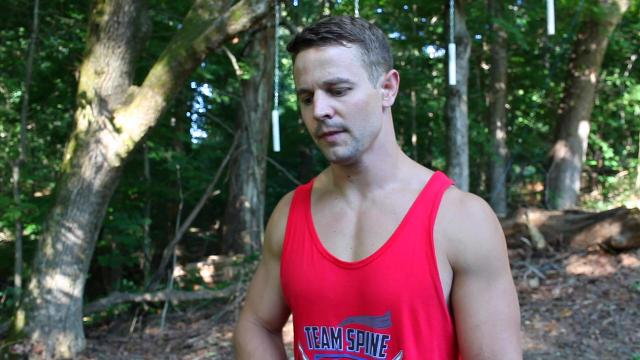 What it takes to be an 'American Ninja Warrior'