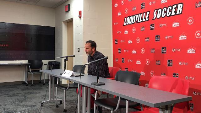 U of L men's soccer coach Ken Lolla previews the season