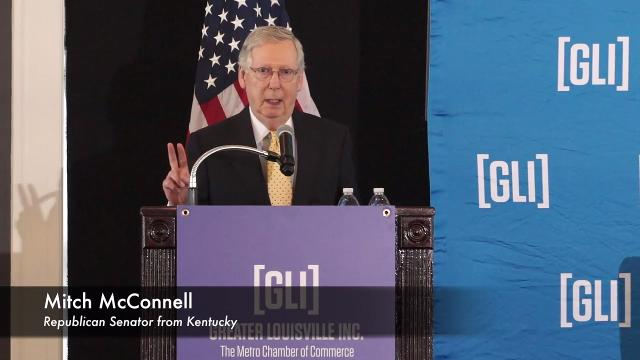 McConnell: We intend to accomplish comprehensive tax reform