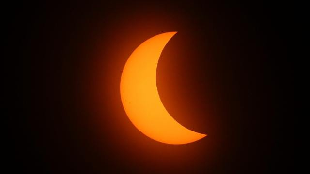 Solar eclipse 2017: Our favorite images from Kentucky