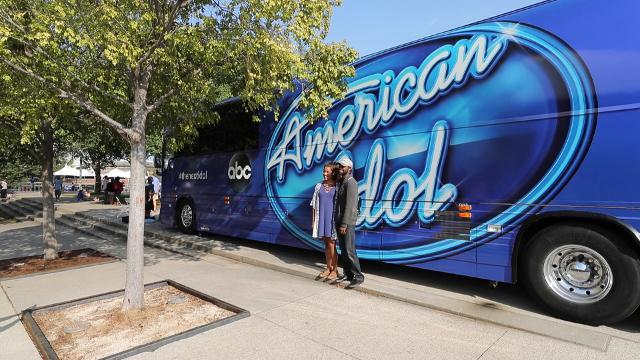 American Idol rolled back into Louisville to find the next superstar