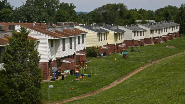Public housing crisis: What's happening in New Albany