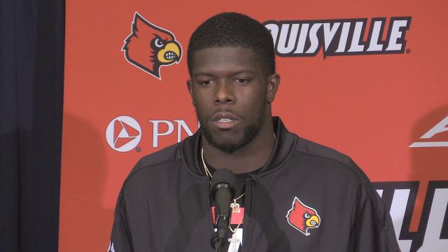 Chucky Williams talks about win over Purdue