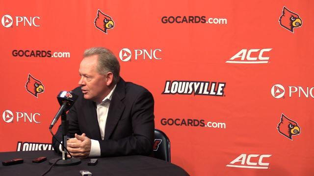 Petrino Comments on the Upcoming UL v Clemson Game
