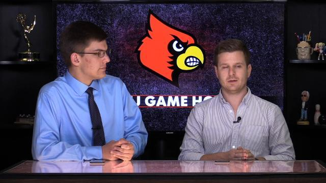 CJ's Greer and Lourim talk UofL football post Clemson