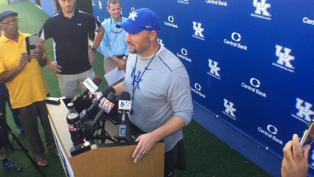 UK DC Matt House previews Florida