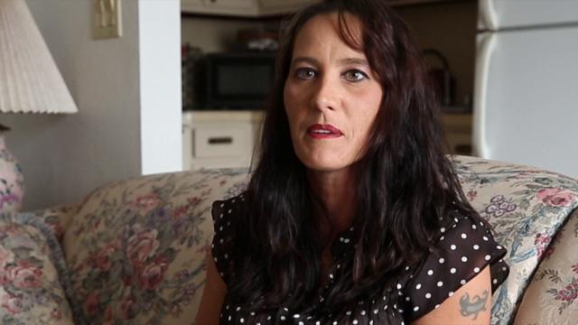 A former meth addict describes her addiction