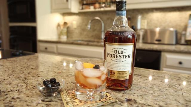 Tim Laird breaks down how to make an Old Fashioned.