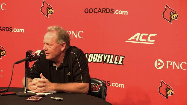 Petrino's Response To The Recent NFL Controversy
