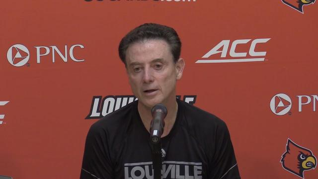 Rick Pitino: landing recruit Brian Bowen and asst. coach Jordan Fair