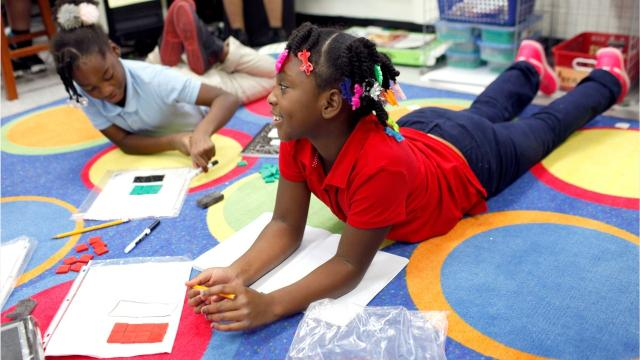 Despite less-than impressive results of this year's statewide public school testing results, many educators are using the scores as a way to examine how testing can be improved.