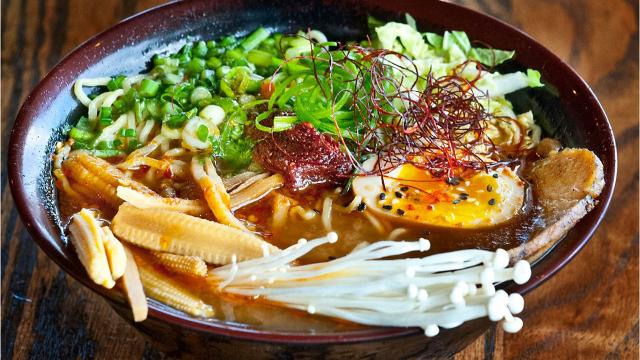 Restaurant gives spicy new meaning to chicken noodle soup