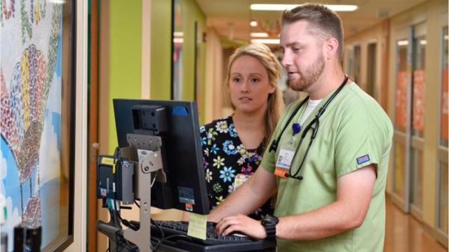 To combat a nursing shortage, Kentucky hospitals are finding creative ways to woo workers.