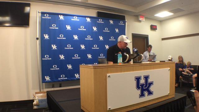 Mark Stoops breaks down Missouri win