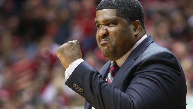 """Kenny Johnson is one of the two U of L assistant basketball coaches who were initially placed on paid leave following news of the university's involvement in a college basketball recruiting scandal. But what else do we know about the coach who has been hailed """"a five-star recruiter""""?"""
