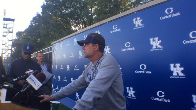 UK OC Eddie Gran impressed by Miss St defense