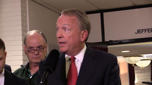 Tom Jurich fired: Postel addresses reporters