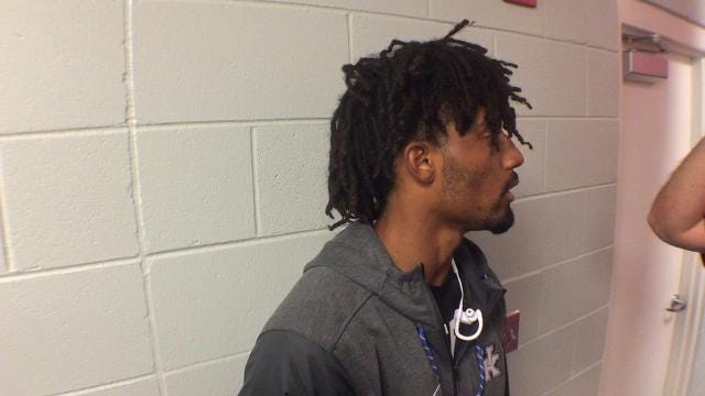 UK QB Stephen Johnson after loss to Mississippi State