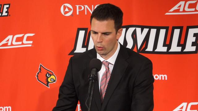 Acting coach David Padgett's full Media Day comments