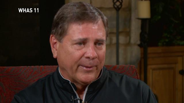 Tom Jurich talks with WHAS11 reporter Doug Proffitt about the University of Louisville board of trustees, John Schnatter and saying sorry to the fans.