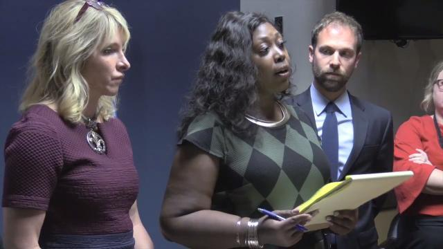 Councilwoman Green reacts to deal allowing Johnson to keep seat