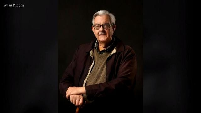 WHAS11's Doug Proffitt talked about the career, influence and retirement of Courier Journal's local reporting icon, Sheldon Shafer.