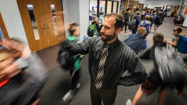 Overcrowding and divisive election means Silver Creek schools on track to leave West Clark Community Schools.
