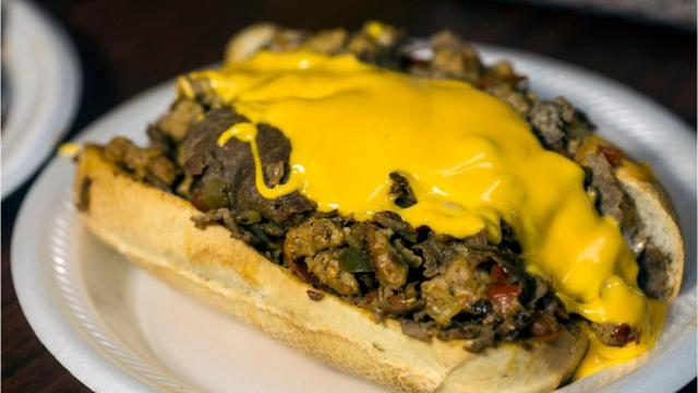 The Preston Highway restaurant is serving up some good cheesesteaks.