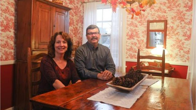 Tommy and Dawn Blair have lived in their home for 15 years.