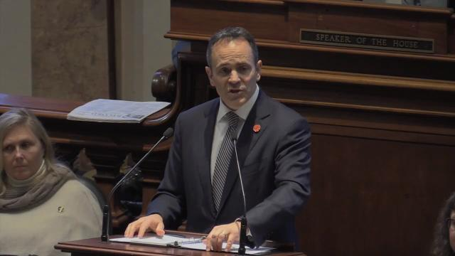 Gov. Matt Bevin appropriates $34 million to battle opioid drug crisis